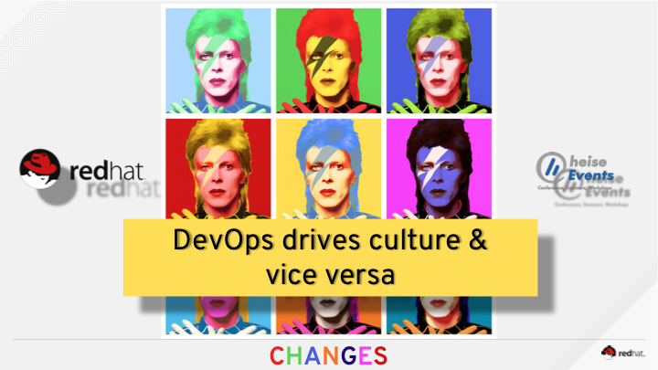 Titel of DevOpsDrivesCultureViceVersa